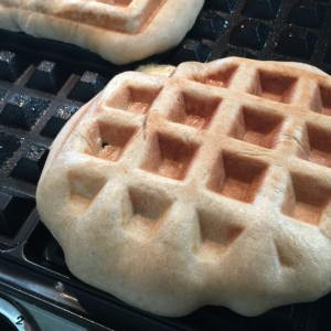 Waffle Calzones