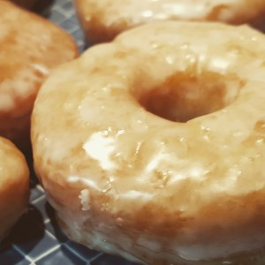 Homemade Doughnuts In 15 Minutes