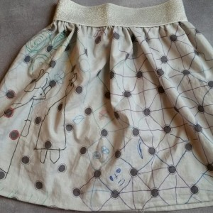 Fun Girl's Skirt