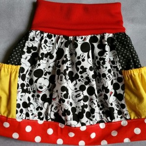 "Fun Girl's ""Scrap"" Skirt"