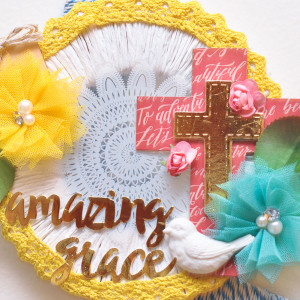 Faith Inspired Wreath