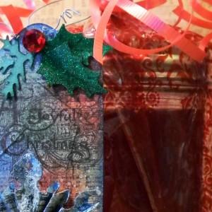 Christmas Pomegranate Jelly
