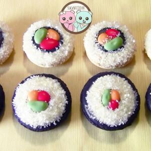 Sushi Macarons