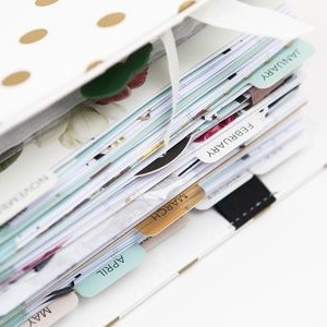 Planner Must Have's