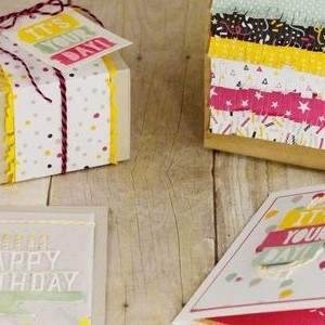 Birthday Stampin'