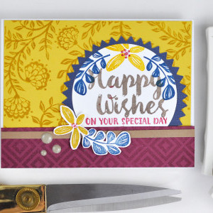 Happy Wishes Card