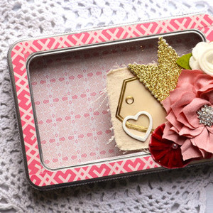 Valentine Boxes With A Surprise