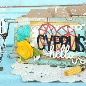 """Hello Cyprus"" Mini Album By Yasmin Tölche"