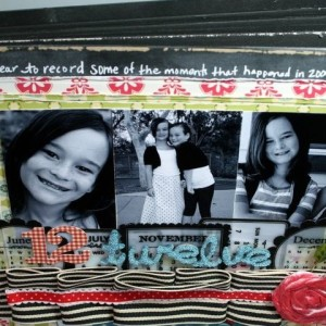 An 8x8 Binder Picture Book