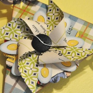 Guest Designer - Jenny Chesnick On Banners