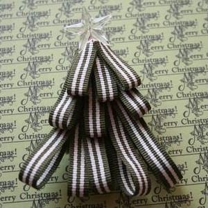 Quick Ribbon Tree Tutorial