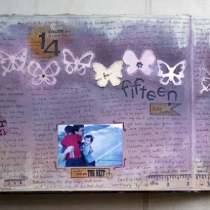 Art Journaling With Maya Road