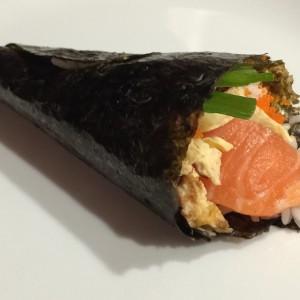 Wrapped Sushi