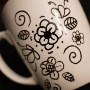 DIY Customized Design Mug
