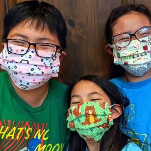 Homemade Face Mask For Coronavirus
